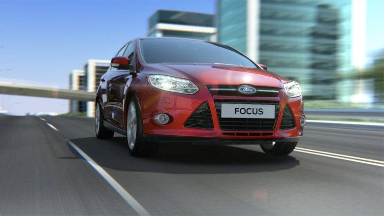 New Ford Focus | Motorparks