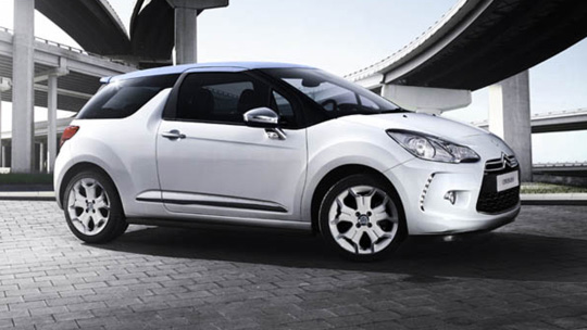 CITROËN DS3 Crowned Best Super Mini