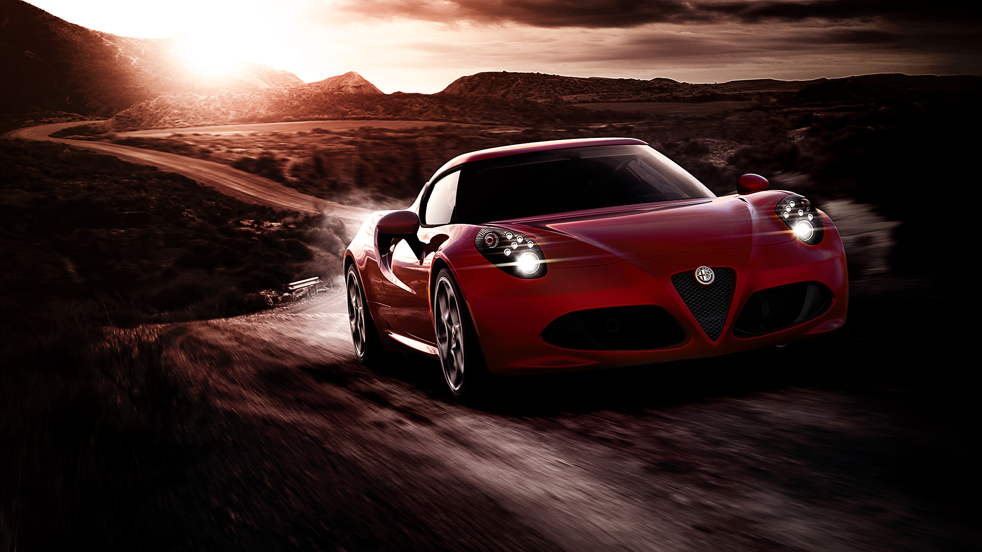 The New Alfa Romeo 4C
