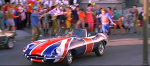 Austin Powers 1967 Jaguar E Type