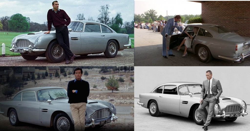 DB5 Collage