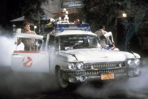 Ghostbusters 1958 Cadillac Miller-Meteor ECTO1