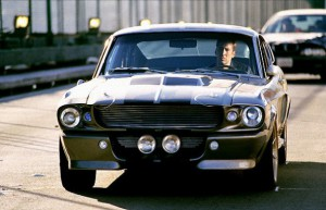 Gone in 60 Seconds 1967 Shelby Mustang GT500 Eleanor