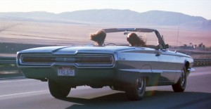 Thelma & Louise Ford Thunderbird