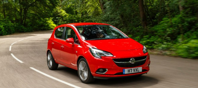 Vauxhall Reveals New Corsa Pictures