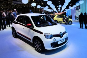 New 2014 Renault Twingo