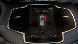 Volvo park system