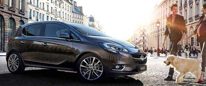 Vauxhall Unveils Fourth-Generation Corsa