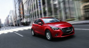 All New Mazda 2 - 2015