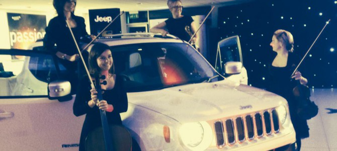 All New Jeep Renegade Launch at Oldham Motors