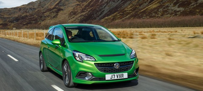 New Corsa VXR Set to Launch in May