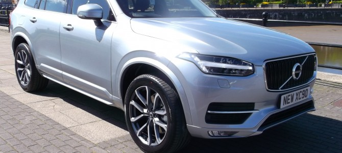 The All NEW Volvo XC90 has now arrived at Doves Volvo (Preston)