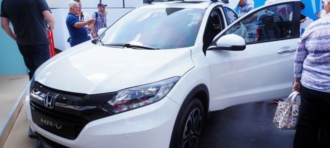 HR-V Prices confirmed by Honda