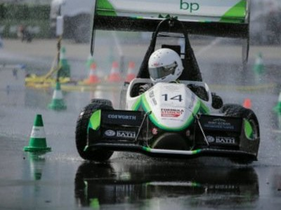 Ford backs Formula Student