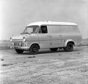 The Very First Ford Transit