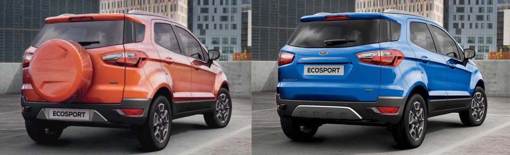 New Ford Ecosport copy