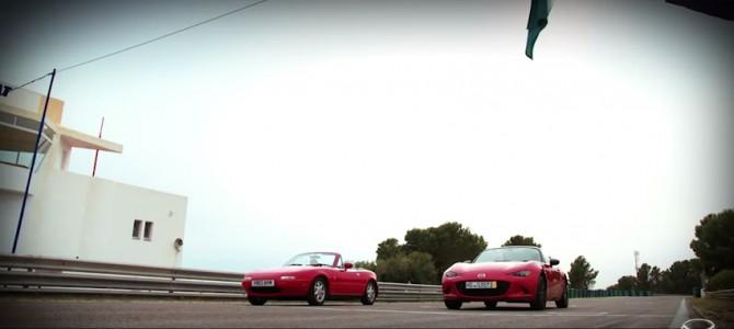 Mazda MX5 Showdown