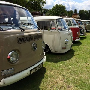 Volkswagen Camper Vans