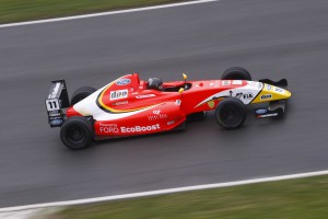 Ricky Collard driving for TRS Arden MSA Formula, current leader of this year's championship.