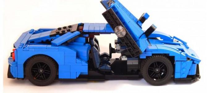 Lego Ford GT  Supercar