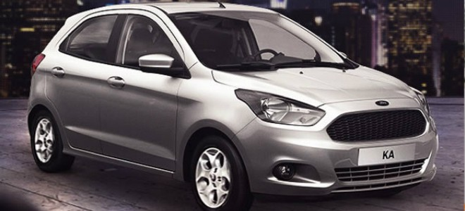 New Ford KA Expected Early 2016