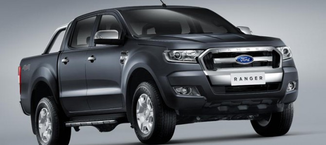 Ford Ranger Excels in Endurance and Durability Tests