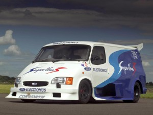 Ford Transit Supervan3