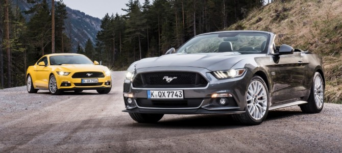 UK Mustang Deliveries on the horizon