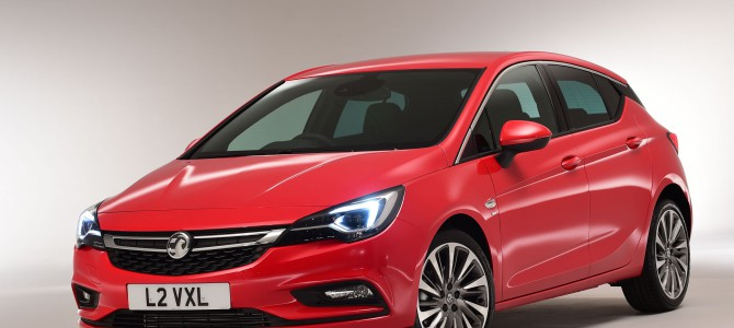 Vauxhall Astra Makes World Debut at Frankfurt Motor Show