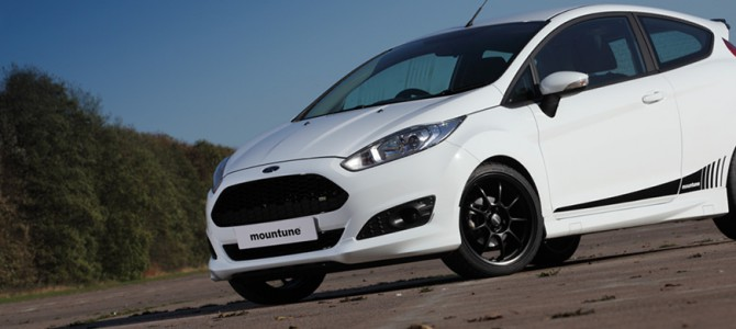 Ford Approved Performance Upgrades from Mountune Available on Fiesta and Focus