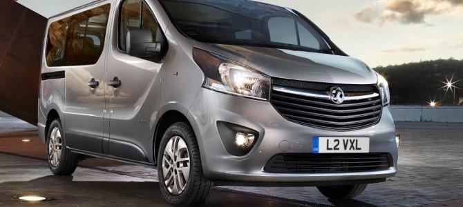Vauxhall Announces Improvements to Its Award Winning Van Range