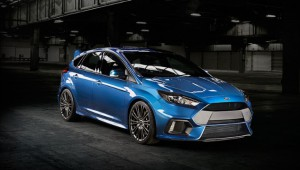 The All-New Focus RS will be available later in the year.