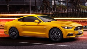 The Mustang will hit UK showrooms for the first time