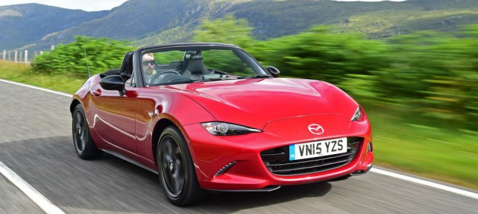 Auto Express Wowed by MX5