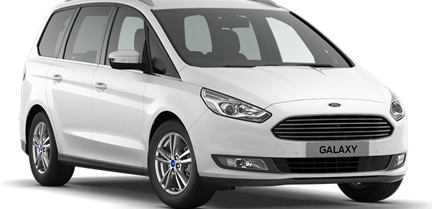 The All-New Ford Galaxy