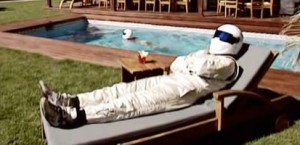 the stig relaxing