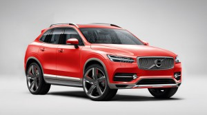 Volvo XC40 illustration