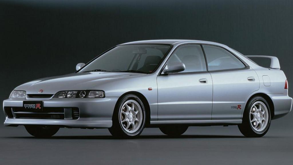 1995 integra type-r