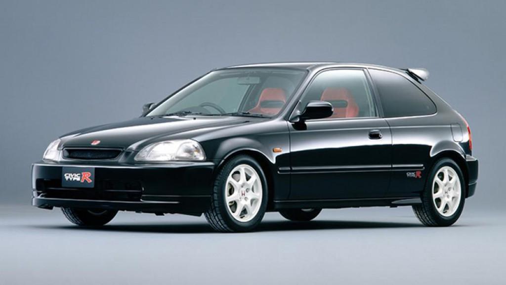 1997 civic type-r