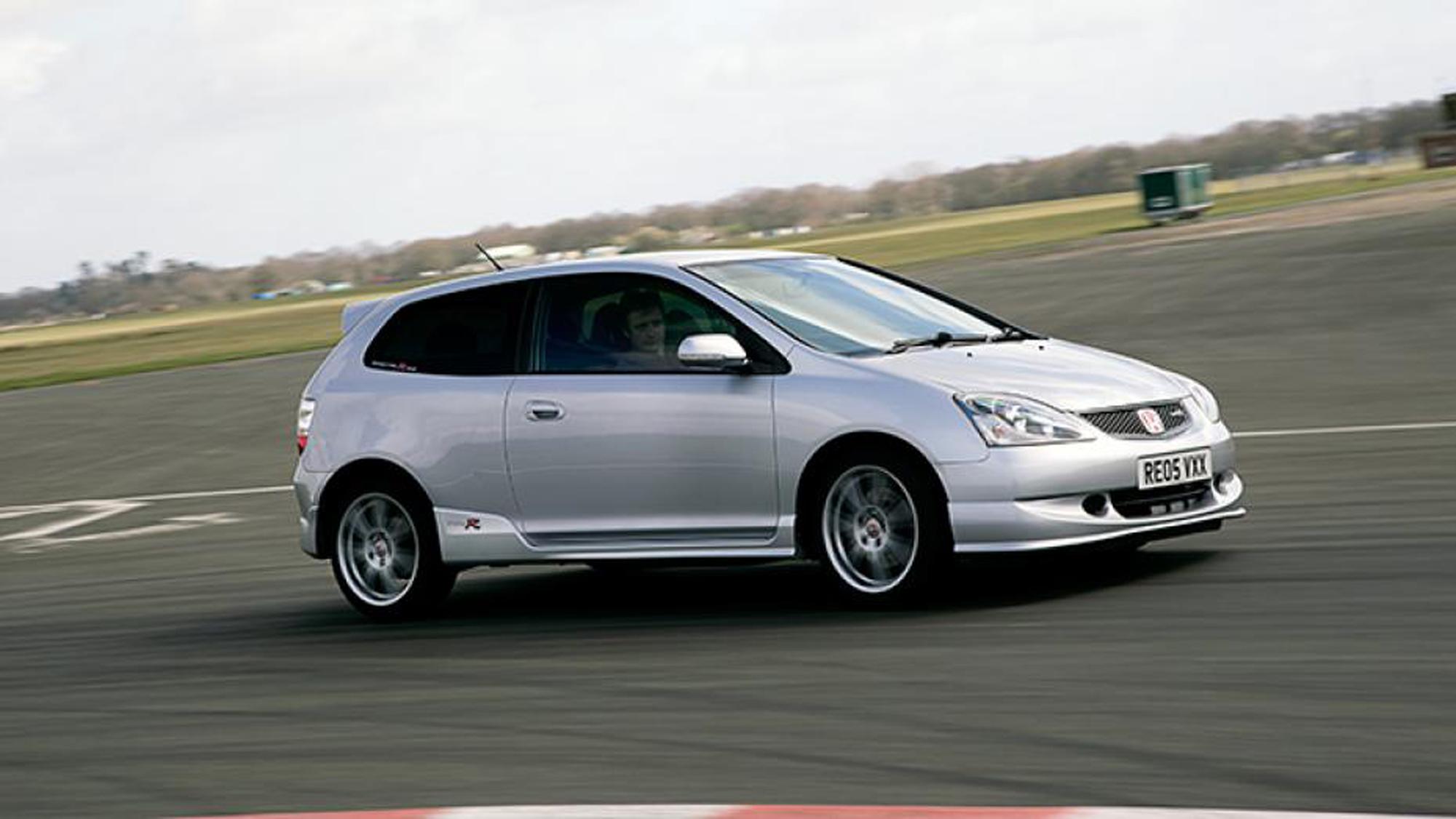 History of Honda Type-R's!! - MotorParks Blog