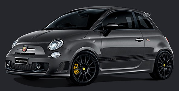 The Stunning Abarth 595 Trofeo is the latest addition to the Abarth Range & is set to impress