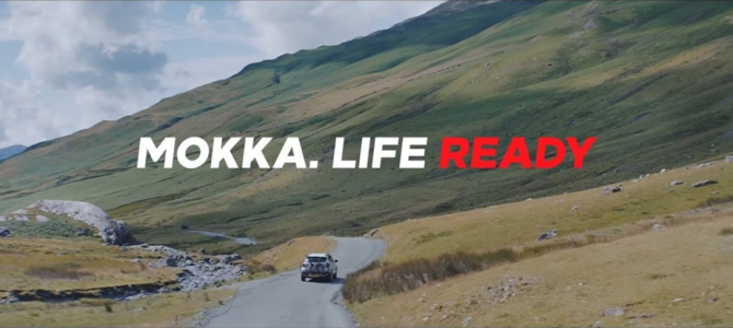 Vauxhall Launch New Mokka Campaign