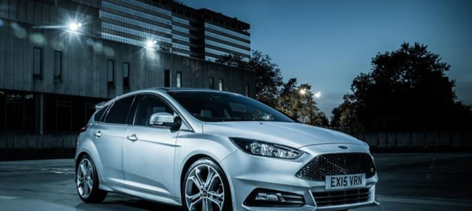 Ford Focus ST given Mountune Upgrade
