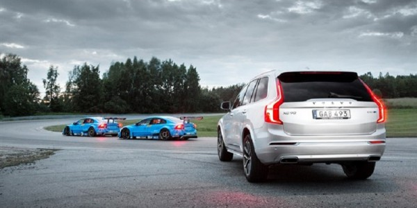 Polestar Treatment on the Cards for the New Volvo XC90