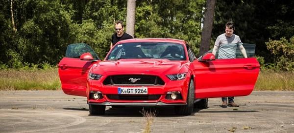 Ben Collins Mustang