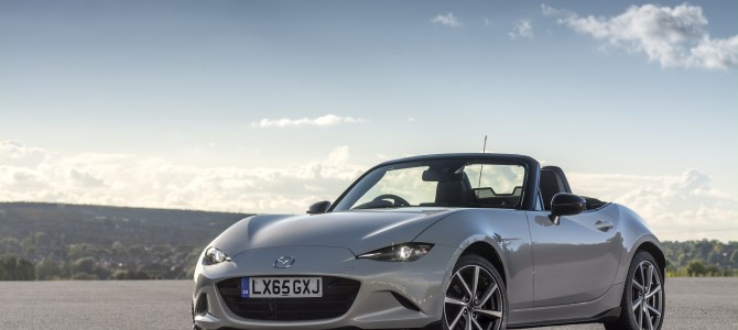 All-New Mazda MX-5 Sport Recaro Limited Edition