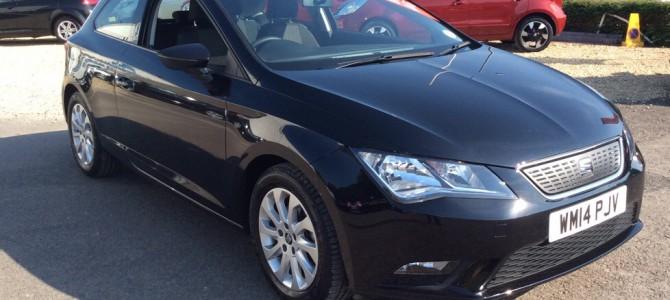 SEAT Leon 1.6 TDi Ecomotive SE 3Dr Hatchback (2014)