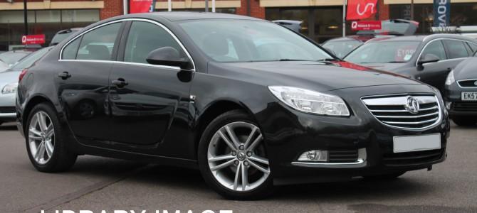 Vauxhall Insignia 2.0 SRI CDTI ECOFLEX 5 Dr Hatchback – Coming Soon!