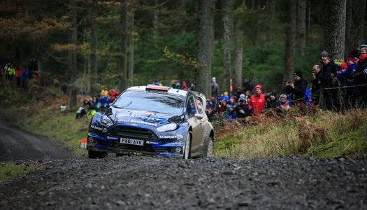 All eyes on Wales as the WRC comes to a close