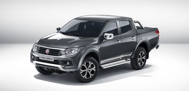 FIAT PROFESSIONAL DEBUTS NEW FULLBACK PICK-UP TRUCK AT THE DUBAI INTERNATIONAL MOTOR SHOW